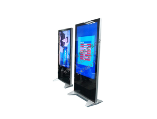 65 inch vertical imitation apple touch inquiry machine